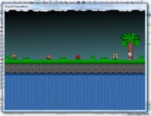DXFramework Screenshot01