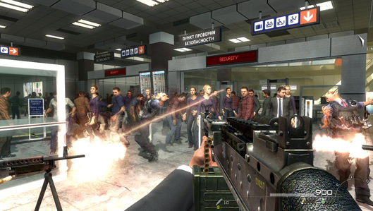 Modern Warfare 2 - GTA