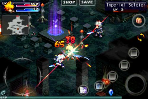 Destinia Screenshot