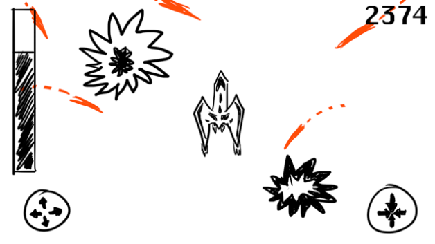 Black Holes Sketch